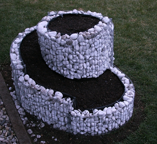 kr uterspirale kr uterschnecke frische kr uter im garten anpflanzen. Black Bedroom Furniture Sets. Home Design Ideas