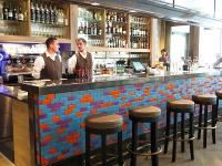 Bar im Kuffler California Kitchen