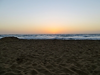 Sonnenaufgang Fuerteventura 7 Uhr 51