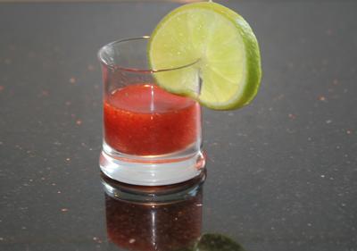 erdbeerlimes rezept f r limes aus erdbeeren zum selber machen. Black Bedroom Furniture Sets. Home Design Ideas