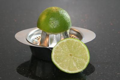 Limette, Limettensaft